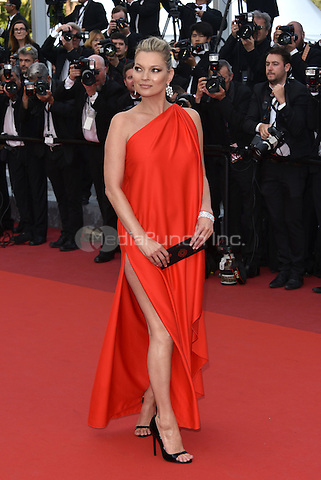Kate Moss<br /> 'Loving' screening arrivals during the 69th International Cannes Film Festival, France May 16, 2016.<br /> CAP/PL<br /> &copy;Phil Loftus/Capital Pictures /MediaPunch ***NORTH AND SOUTH AMERICA ONLY***