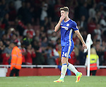 Chelsea's Gary Cahill looks on dejected at the final whistle during the Premier League match at the Emirates Stadium, London. Picture date September 24th, 2016 Pic David Klein/Sportimage