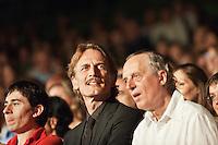 PESCARA (PE) 08/07/2012 - 39° FILM FESTIVAL INTERNAZIONALE FLAIANO. PREMIAZIONE FINALE. IN FOTO L'ATTORE CESARE BOCCI. FOTO DI LORETO ADAMO