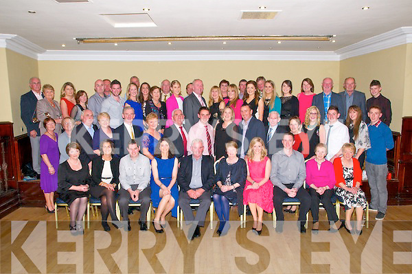 40th Wedding Anniversary : Anna Maria & Timmy Kennelly, Moyvane celebrating their 40th wedding anniversary with family & friends at the Listowel Arms Hotel on Saturday night last.