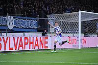 VOETBAL: HEERENVEEN: Abe Lenstra Stadion 08-11-2014, SC Heerenveen - Go Ahead Eagles, uitslag 2-2, ©foto Martin de Jong