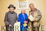 "Attending The Group Theatre Tralee production of "" A Queen's Speech "" by Mike O'Halloran in Abbeydorney Community Centre on Sunday night  were Mary Maloney, Peggy Harris and Grahame Harris"