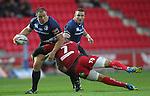 Scarlets v Leinster 0912