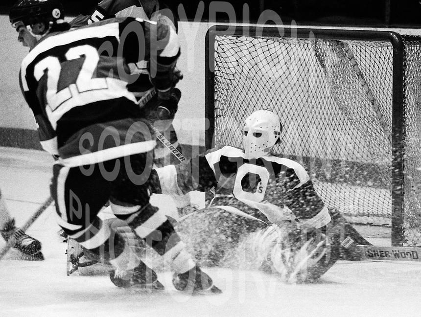Jay O'Connor Ottawa 67's 1978. Photo Scott Grant