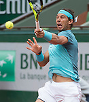 Rafael Nadal (ESP) defeated Fecundo Bagnis (ARG) 6-3 in the first set