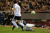Partido Copa del Rei 2012/2013 Valencia - R. Madrid el 23 de Enero de 2013