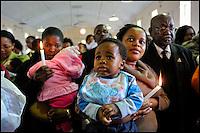 Baptism Ceremony, Langa, Cape Town, SA 2009