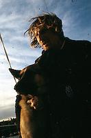 Kriter VIII, Michel Malinovsky, paru dans Neptune Nautisme 206, janvier 1981