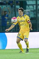 Robert Gucher durante l'incontro di calcio di Serie A   Frosinone - Torino  allo  Stadio Matusa di   di Frosinone ,23 Agosto 2015
