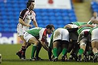 Reading, GREAT BRITAIN, Nick KENNEDY, during the third round Heineken Cup game, London Irish vs Ulster Rugby, at the Madejski Stadium, Reading ENGLAND, Sa, t 09.12.2006. [Photo Peter Spurrier/Intersport Images]..