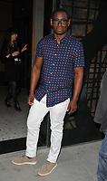 David Harewood at the Nobu Hotel Shoreditch official launch party, Nobu Hotel Shoreditch, Willow Street, London, England, UK, on Tuesday 15 May 2018.<br /> CAP/CAN<br /> &copy;CAN/Capital Pictures