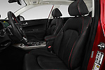 Front seat view of 2016 KIA Optima SX 4 Door Sedan Front Seat  car photos