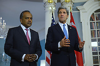 Kerry and Singapore K. Shanmugam
