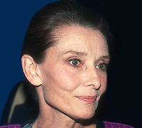 Audrey Hepburn 1989<br /> Photo By John Barrett/PHOTOlink