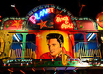 A picture of Elvis Presley is over the entrance to the Planet Rock & Roll ride, during the first day of the annual Herricks Community Fund Spring Carnival, which raises funds for programs that enrich the community and school district. The Long Island carnival runs through June 2.