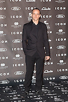 "David Munoz attends the ""ICON Magazine AWARDS"" Photocall at Italian Consulate in Madrid, Spain. October 1, 2014. (ALTERPHOTOS/Carlos Dafonte) /nortephoto.com"