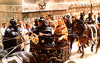 Gladiator (2000)<br /> Joaquin Phoenix &amp; Connie Nielsen<br /> *Filmstill - Editorial Use Only*<br /> CAP/KFS<br /> Image supplied by Capital Pictures