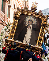 2017 08 15 Our Lady of the Dove Procession Madrid