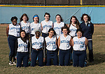 3-23-16, Skyline High School junior varsity softball team