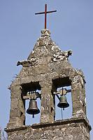 Europe/France/Bretagne/29/Finistère/Env de Plouguernau: Clocher à peigne de la Chapelle du Traon