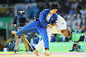 Misato Nakamura (JPN), <br /> AUGUST 7, 2016 - Judo : <br /> Women's -52kg Semi-final <br /> at Carioca Arena 2 <br /> during the Rio 2016 Olympic Games in Rio de Janeiro, Brazil. <br /> (Photo by YUTAKA/AFLO SPORT)
