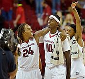 Men's Basketball: Arkansas vs North Texas