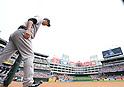 Hiroki Kuroda (Yankees),<br /> JULY 25, 2013 - MLB :<br /> Hiroki Kuroda of the New York Yankees during the Major League Baseball game against the Texas Rangers at Rangers Ballpark in Arlington in Arlington, Texas, United States. (Photo by AFLO)