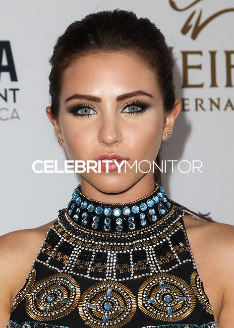 BEVERLY HILLS, CA, USA - AUGUST 22: Ryan Newman at the 3rd Annual 'Beyond Hunger: A Place At The Table' Gala held at the Montage Hotel Beverly Hills on August 22, 2014 in Beverly Hills, California, United States. (Photo by Celebrity Monitor)