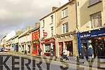 Chtistmas time in William Street, Listowel.