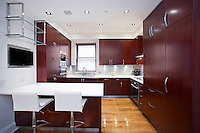 Kitchen at 31 East 28th Street