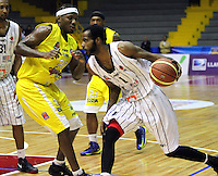 Piratas vs Búcaros Liga Directv de Baloncesto 27-05-2013