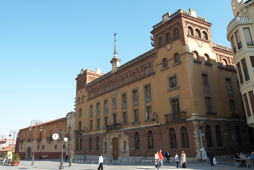 seminario mayor Plaza de Regla , Leon spain castile and leon