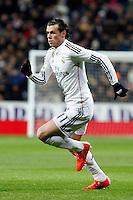 Gareth Bale of Real Madrid during La Liga match between Real Madrid and Sevilla at Santiago Bernabeu Stadium in Madrid, Spain. February 04, 2015. (ALTERPHOTOS/Caro Marin) /NORTEphoto.com