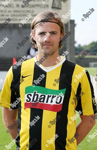 2009-07-23 / Seizoen 2009-2010 / Voetbal / Zwarte Leeuw / Philippe Snelders..Foto: Maarten Straetemans (SMB)