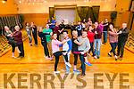 Rehearsals for Strictly Come Dancing Ardfert at Ballyroe Hotel on Monday