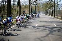 many wide, straight lanes<br /> <br /> 103rd Scheldeprijs 2015