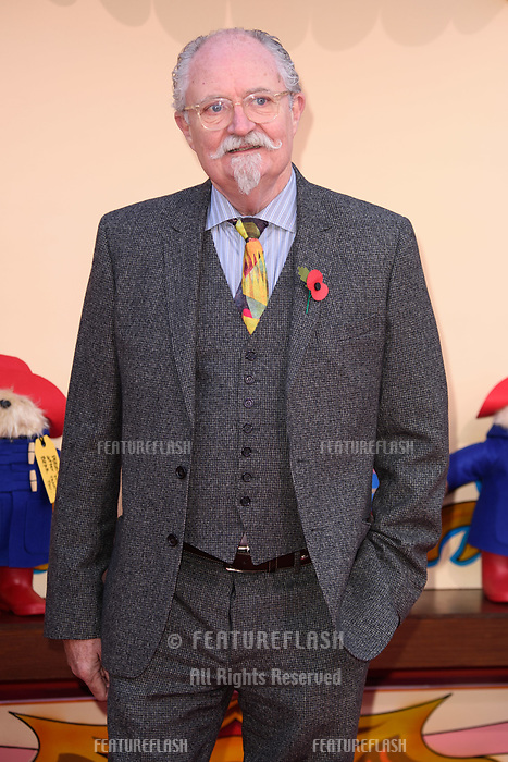 Jim Broadbent at the &quot;Paddington 2&quot; premiere at the NFT South Bank, London, UK. <br /> 05 November  2017<br /> Picture: Steve Vas/Featureflash/SilverHub 0208 004 5359 sales@silverhubmedia.com