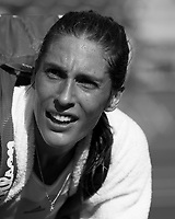 ANDREA PETKOVIC (GER)<br /> <br /> Tennis - MIAMI OPEN 2015 - ATP 1000 - WTA Premier -  Crandon park Tennis Centre  - Miami - United States of America - 2015<br /> &copy; AMN IMAGES