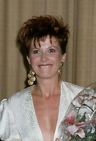 June 18 1986- Montreal (Qc) CANADA : Montreal premier of Denys Arcand's LE DECLIN DE L'EMPIRE AMERICAIN, the first Quebec film to win an Oscar.<br /> In Photo : Dorothee Berryman, actress
