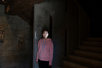 "China - Ningxia - Yuan Yuan, 26, is the owner and manager of Chateau Zhihui Yuanshi, one of the most beautiful wineries in Ningxia. ""Our winery was built in Chinese style because wine is not only a Western product"", she explains. ""China has been producing wine for thousands of years and we wanted to highlight it as part of our history""."