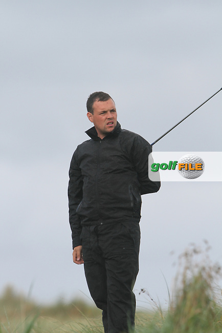 Day one of the Irish PGA championship at Seapoint Golf Club, James Quinlivan on the 10th Tee...Picture Jenny Matthews/Newsfile.ie