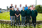 Ring of Kerry Team at the Ballyheigue v Ring of Kerry, Dr Billy O'Sullivan Quarter Finals at Ballyheigue Castle Golf Club on Saturday