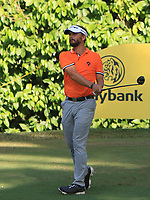 Joost Luiten (NED) in action on the 8th during Round 4 of the Maybank Championship at the Saujana Golf and Country Club in Kuala Lumpur on Saturday 4th February 2018.<br /> Picture:  Thos Caffrey / www.golffile.ie<br /> <br /> All photo usage must carry mandatory copyright credit (© Golffile | Thos Caffrey)