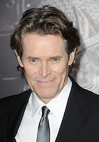 www.acepixs.com<br /> <br /> February 15 2017, LA<br /> <br /> Willem Dafoe arriving at the premiere of 'The Great Wall' at the TCL Chinese Theatre on February 15, 2017 in Hollywood, California. <br /> <br /> By Line: Peter West/ACE Pictures<br /> <br /> <br /> ACE Pictures Inc<br /> Tel: 6467670430<br /> Email: info@acepixs.com<br /> www.acepixs.com