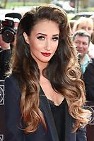 Megan McKenna<br /> arrives for the T.R.I.C. Awards 2017 at the Grosvenor House Hotel, Mayfair, London.<br /> <br /> <br /> ©Ash Knotek  D3240  14/03/2017