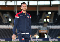 Bolton Wanderers' Pawel Olkowski pictured before the match<br /> <br /> Photographer Andrew Kearns/CameraSport<br /> <br /> The EFL Sky Bet Championship - Hull City v Bolton Wanderers - Tuesday 1st January 2019 - KC Stadium - Hull<br /> <br /> World Copyright © 2019 CameraSport. All rights reserved. 43 Linden Ave. Countesthorpe. Leicester. England. LE8 5PG - Tel: +44 (0) 116 277 4147 - admin@camerasport.com - www.camerasport.com