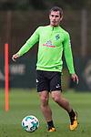 07.09.2017, Trainingsgelaende, Bremen, GER, 1.FBL, Training SV Werder Bremen<br /> <br /> im Bild<br /> Fin Bartels (Werder Bremen #22), <br /> <br /> Foto &copy; nordphoto / Ewert