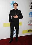 PASADENA, CA - FEBRUARY 11: Actor Milo Ventimiglia arrives at the 48th NAACP Image Awards at Pasadena Civic Auditorium on February 11, 2017 in Pasadena, California.