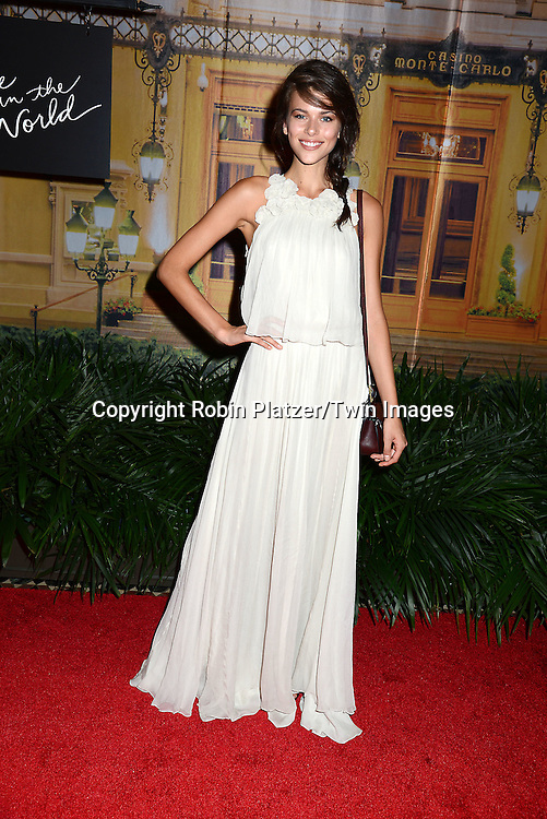 Georgia Fowler attends the New Yorkers for Children's Fall Gala on September 16, 2015 at Cipriani 42nd Street in New York City, New York, USA.<br /> <br /> photo by Robin Platzer/Twin Images<br />  <br /> phone number 212-935-0770