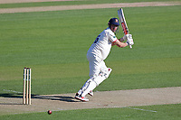 Alastair Cook in batting action for Essex during Essex CCC vs Nottinghamshire CCC, Specsavers County Championship Division 1 Cricket at The Cloudfm County Ground on 14th May 2019